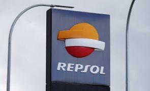Repsol perde 3,289 mil milhões de euros em 2020