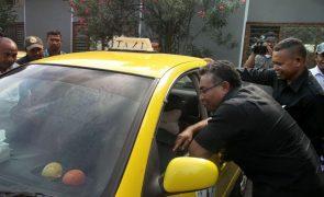 Situação económica leva a suspender um dos serviços de táxis timorenses