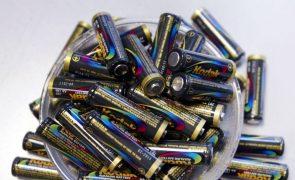 Diretiva das baterias introduzirá metas de redução e prevenção na produção de resíduos