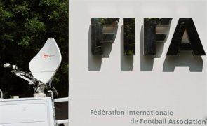 Portugal mantém quinto lugar no ranking da FIFA em lista com poucas alterações