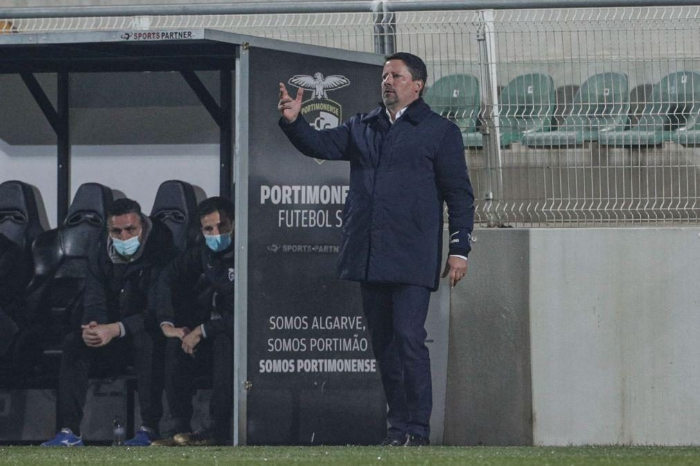 Paulo Sérgio quer equipa com