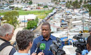 Saúde do líder do terceiro maior partido moçambicano