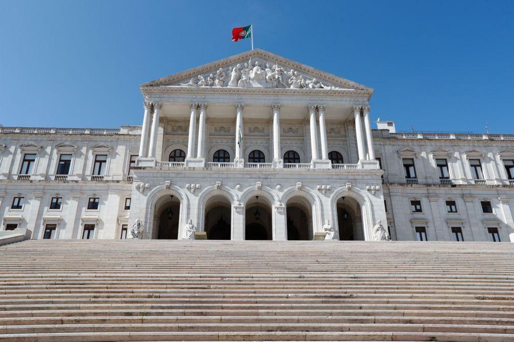 Novo estado de emergência debatido no Parlamento em 11 e 25 de março