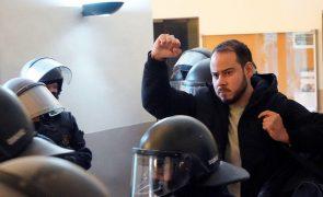 Justiça espanhola volta a condenar