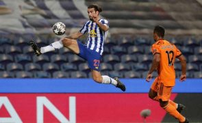 Sérgio Oliveira nomeado para melhor jogador da semana na Liga dos Campeões