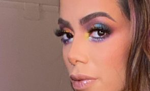 Anitta internada nas Urgências após sentir-se mal