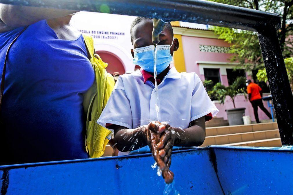 Covid-19: Angola com mais duas mortes e 52 casos em 24 horas