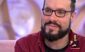 Cláudio Ramos surpreende convidado com doença degenerativa