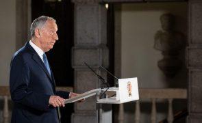 Marcelo considera que o diploma sobre a Eutanásia utiliza