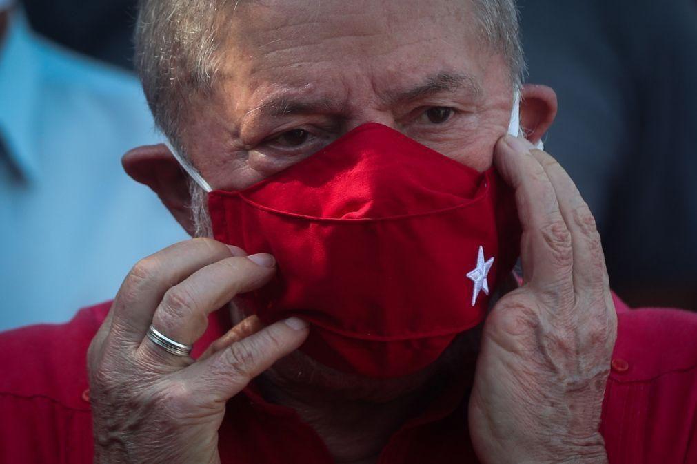 Lula da Silva espera que Biden trate a América Latina de forma mais civilizada do que Trump
