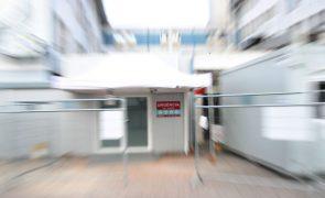 Covid-19: Encaminhamento de doentes para os hospitais caiu entre 30 a 50%