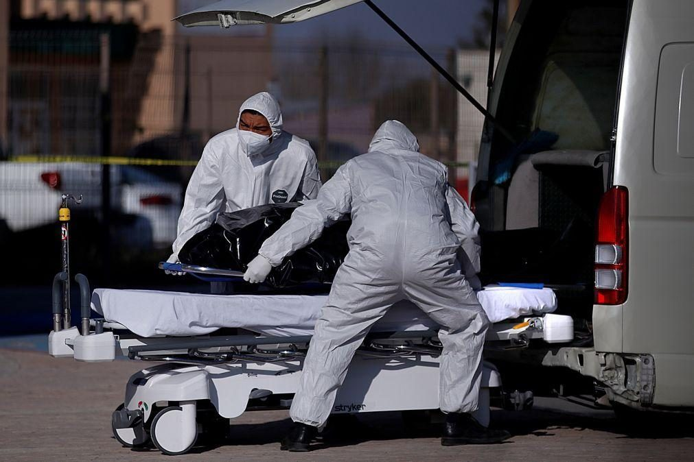 Covid-19: México regista 1.047 mortos em 24 horas