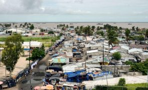 Tempestade passa a ciclone Guambe ao largo da costa moçambicana - meteorologia
