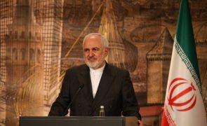 Irão reitera apelo aos EUA para suspenderem todas as sanções impostas ao país