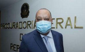 PGR angolana diz que está em curso processo-crime sobre as mortes em Cafunfo