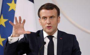 Covid-19: Macron pede doação de vacinas a países em desenvolvimento