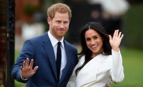 Príncipe Harry e Meghan confirmam afastamento da família real