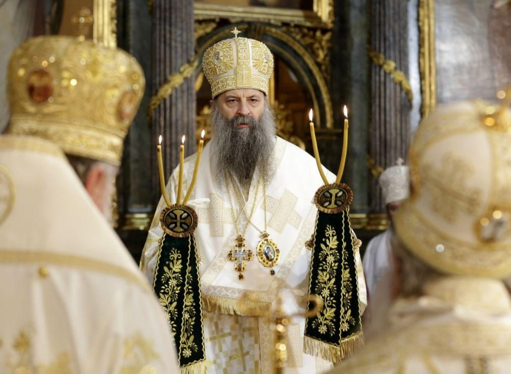 Novo patriarca da Igreja Ortodoxa Sérvia reafirma que o Kosovo é a