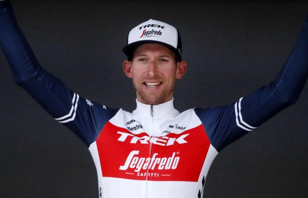 Bauke Mollema vence primeira etapa do Tour dos Alpes Marítimos e de Var