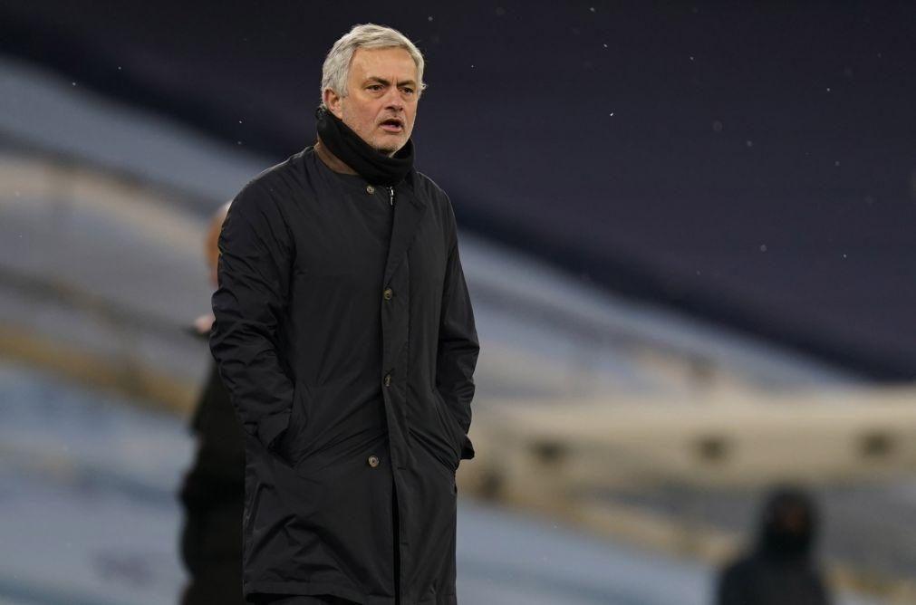 José Mourinho acredita que Tottenham pode terminar no 'top 4'