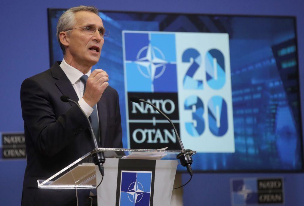 Chefe da NATO alerta contra crescente protagonismo da China