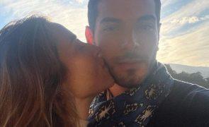 Namorado de Luana Piovani divulga fotos da atriz em momentos íntimos