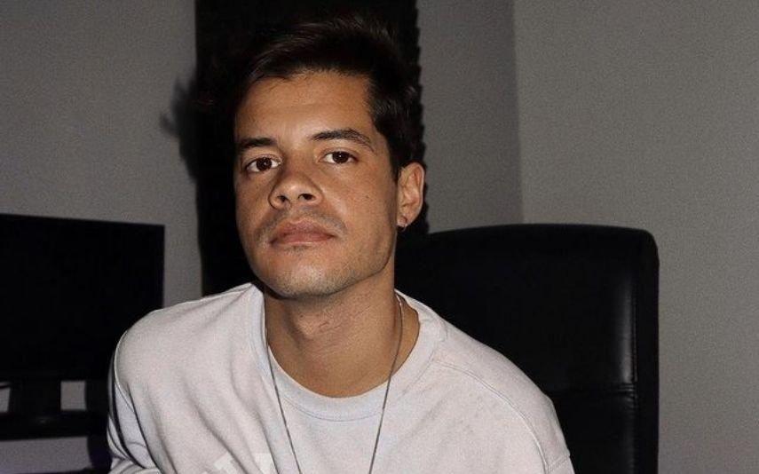Ivo Lucas trabalha isolado na novela da SIC