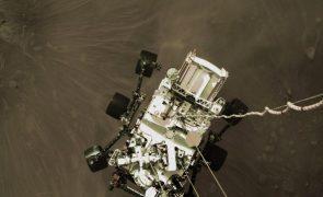 NASA divulga imagens inéditas do