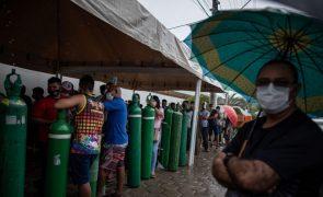 Covid-19: Brasil aproxima-se de 245 mil mortes após somar 1.308 óbitos em 24 horas
