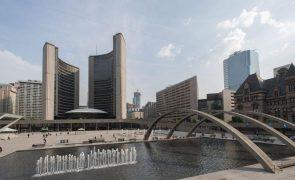 Covid-19: Ordem de confinamento em Toronto estendida até 8 de março