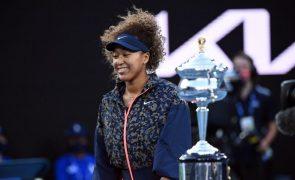 Open da Austrália: Naomi Osaka vence Jennifer Brady e conquista título