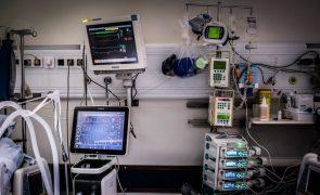 Covid-19: INEM recebe 36 ventiladores doados pelo Governo francês