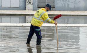Mau tempo: Proteção Civil alerta para