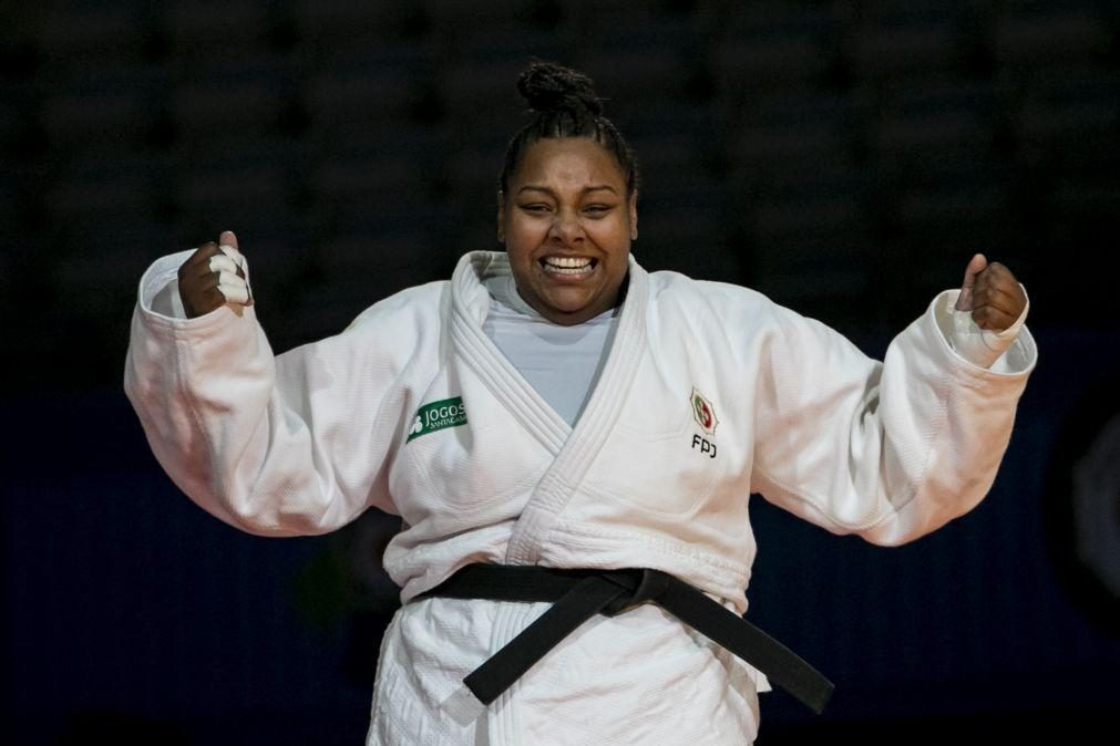 Judoca Rochele Nunes garante medalha em Telavive