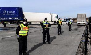 Covid-19: Dinamarca fecha vários pontos fronteiriços com Alemanha