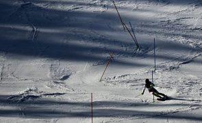 Baptiste Aranjo foi 30.º no slalom e vai à final nos Mundiais de esqui alpino