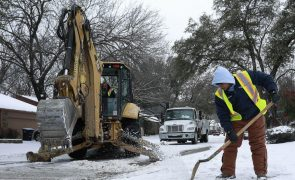 Joe Biden declara estado de catástrofe para o Texas