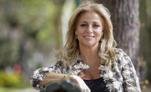 Alexandra Lencastre vítima de violência doméstica em novela da SIC
