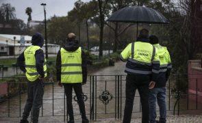 Proteção Civil regista 692 ocorrências até às 20:00, quase metade no distrito de Lisboa