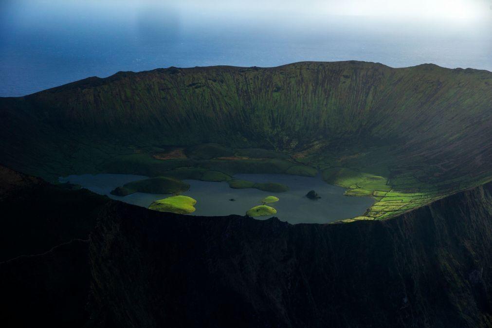 Ilhas dos Açores sob aviso amarelo devido a superfície frontal fria