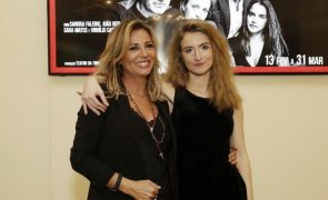 Filha de Alexandra Lencastre junta-se a onda de críticas a Cristina Ferreira