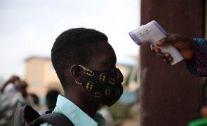 Covid-19: Mais oito mortes e 675 casos em Moçambique