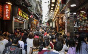 Há pelo menos 1,6 milhões de oriundos de Macau e luso-asiáticos espalhados pelo mundo