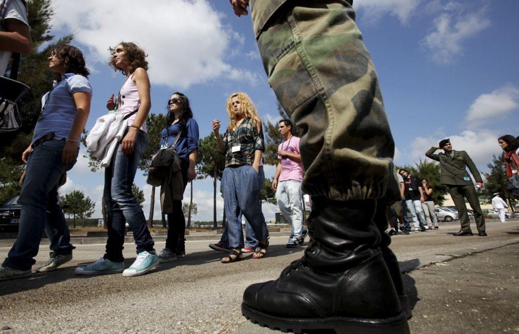 Covid-19: Dia da Defesa Nacional novamente adiado até 30 de abril