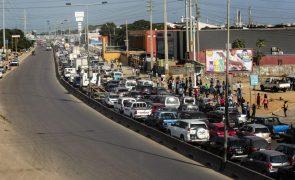 Três mortos e dez feridos em acidentes de viação em Luanda no fim-de-semana