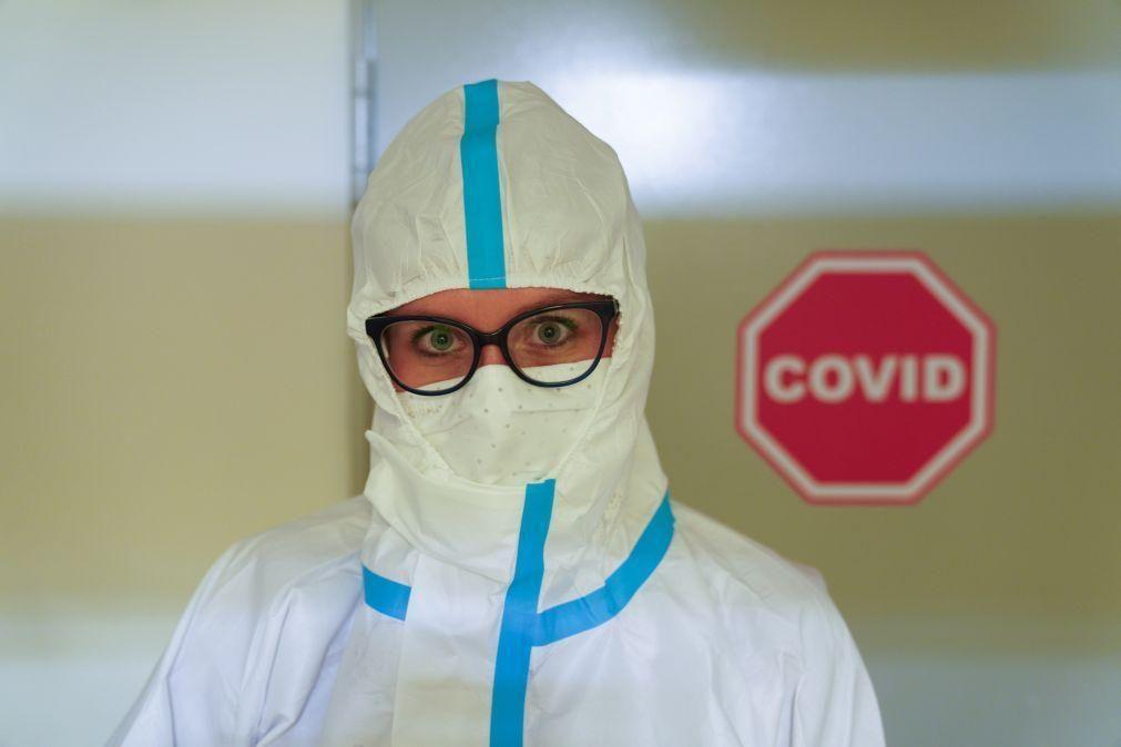 Covid-19: Pandemia já matou quase 2,47 milhões em todo o mundo
