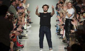 Gonçalo Peixoto e Alexandra Moura integram programa da Semana de Moda de Milão