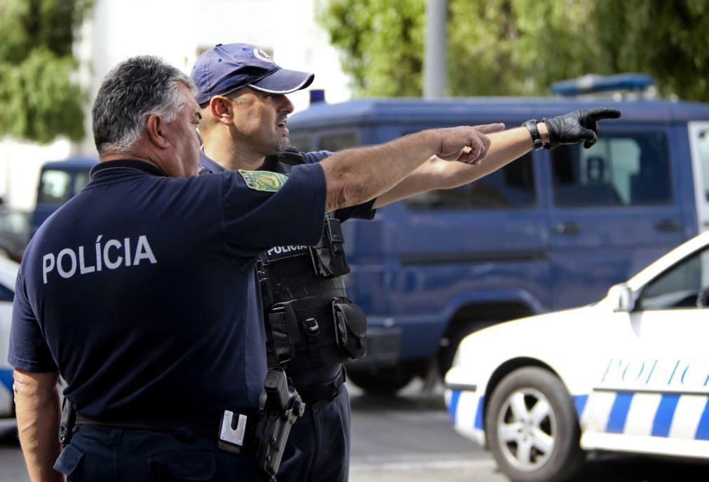 Covid-19: PSP acaba com 'rave' com 19 jovens em pinhal de Leiria