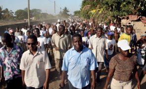Movimento Democrático de Moçambique diz que