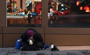 Portugal terá mais de 7.000 pessoas sem-abrigo, a maioria em Lisboa e no Porto